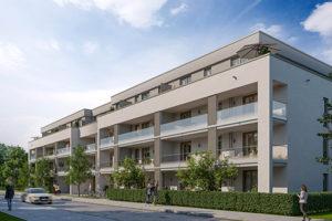 Creareal baut 140 Wohnungen in Ottobrun in bei München