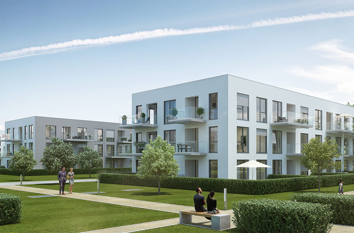 creareal GmbH Hamburg - Projekte Plus.Punkt Perlach Slider Items