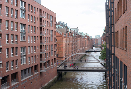 Crearal neue Büroräume in Hamburger Hafencity