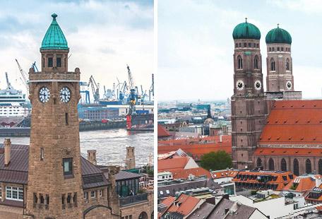 Die Chemie stimmt zwischen Hamburg und München